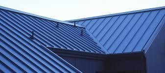 professional sheet metal roofing